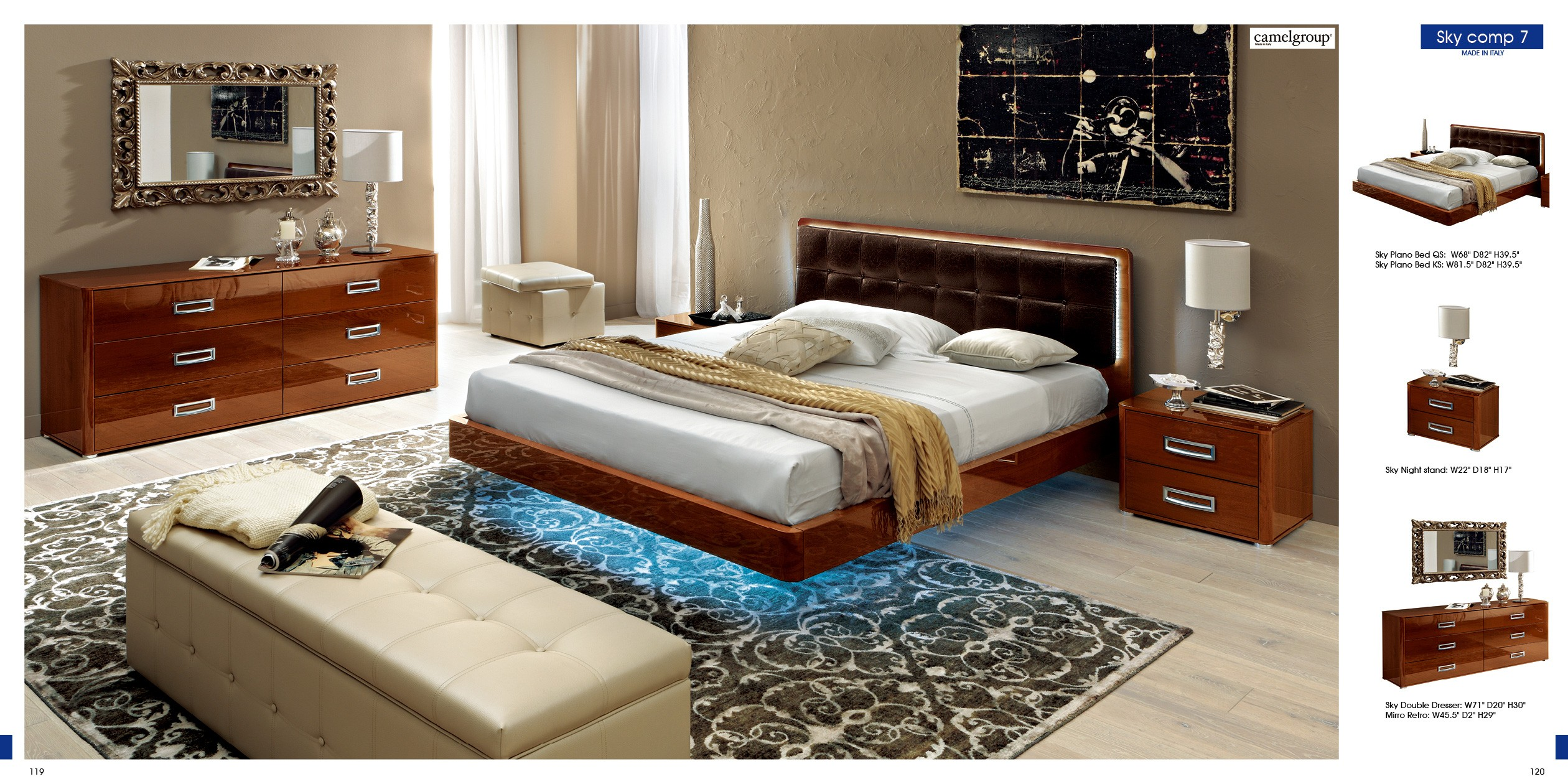 ESF Modern Bedrooms Sky Compositon 7
