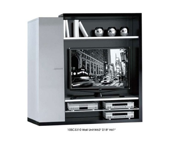 ESF Entertainment Centers Lefty Wall Unit