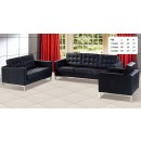 Living Room Set F08 Black
