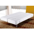 Sofa Sleeper Bica White