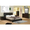 Bedroom Set Chicago Collection