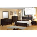 Bedroom Set New York Collection