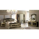 ESF Gold Collection Italy Aida Black w/Gold
