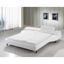 ESF Modern Bedrooms 3820 White Bed