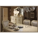 ESF Arredoclassic Dining Room Italy Tizziano Day