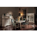 ESF Bakokko Sanrmarco Collection Bakokko Sanmarco Ivory Dining Set