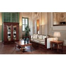 ESF Bakokko Sanrmarco Collection Bakokko Sanmarco Mahogany Living Room Set