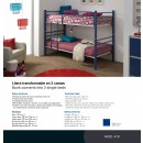 ESF Dupen Bedding Spain Bunk Bed Mod 410