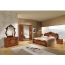 ESF MCS Classic Bedrooms Italy Beatrice Walnut