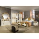 ESF MCS Classic Bedrooms Italy Sara Ivory w/Gold
