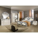 ESF MCS Classic Bedrooms Italy Sara Ivory w/Silver