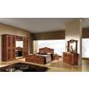 ESF MCS Classic Bedrooms Italy Sissy Walnut