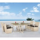 ESF Outdoor Patio Furniture PATIO DINING SET CT8919 CT84003
