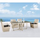 ESF Outdoor Patio Furniture PATIO DINING SET CT8919 CT84002