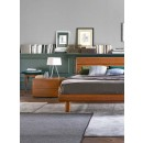 ESF SMA Modern Bedrooms Italy Basic w/Drop Casegoods