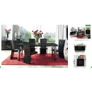 ESF Modern Dining Rooms Coco Dining Room Black