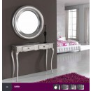 ESF Hall Units and Mirrors CK46A Silver & E1070 Silver