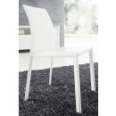 Slide White Chairs - Set of 2