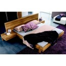 Modern Gap Low Headboard Queen Size Bed